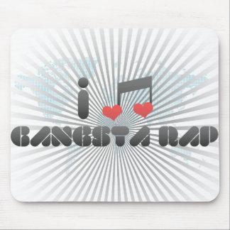 Gangsta Rap Mouse Pads