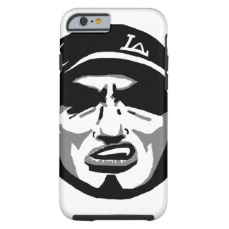 Gangsta Rapper Tough iPhone 6 Case