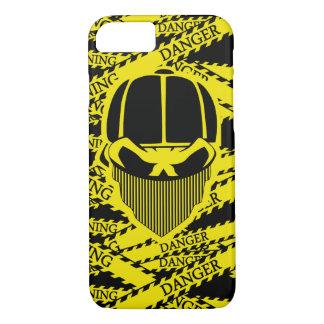 Gangsta Skull iPhone 7 Case