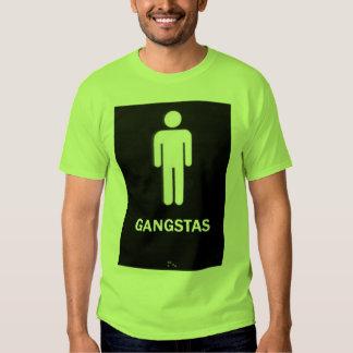 gangstas t shirts