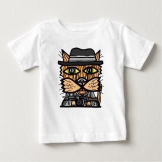 """""""Gangster"""" Baby Fine Jersey T-Shirt"""