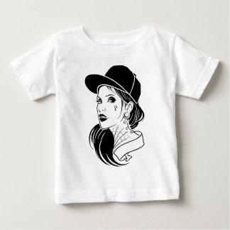 Gangster Girl Baby T-Shirt