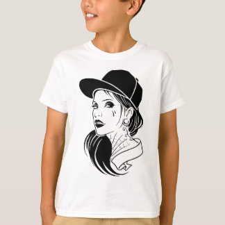 Gangster Girl T-Shirt