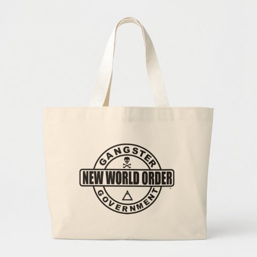Gangster Government Canvas Bag