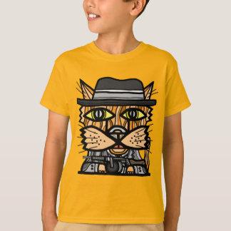 """Gangster"" Kids' Hanes TAGLESS® T-Shirt"