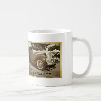 Gangster Mafia Mobster Lowrider Bomb Car Mug