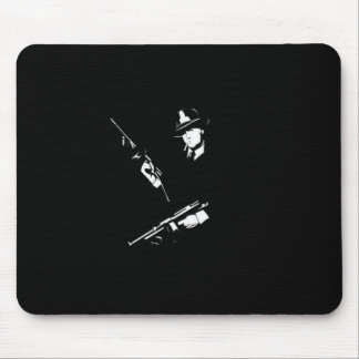 Gangster Mouse pad