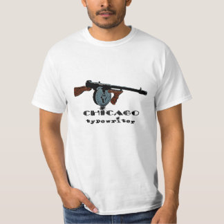 Gangster submachine gun T-Shirt