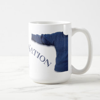 Gansey Nation ceramic mug