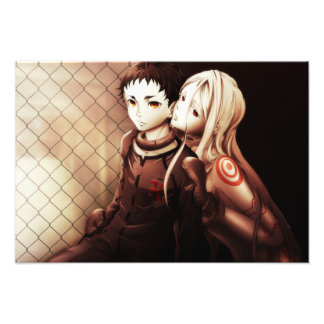 Ganta and Shiro Photo Print