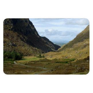 Gap of Dunloe, Kerry, Ireland, Flexi Magnet