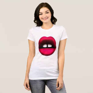 GAP TOOTHED GIRL T-SHIRTS, PINK T-Shirt