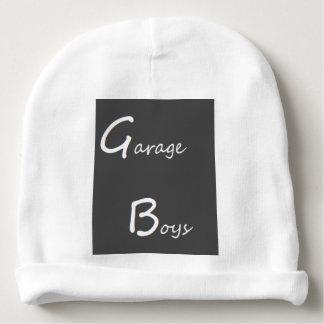 Garage Boys Logo Baby Beanie