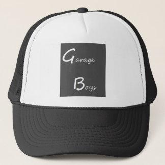 Garage Boys Logo Trucker Hat