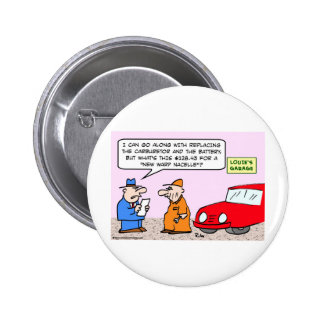 garage buttons