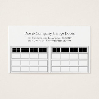Garage Door Company/Classic White