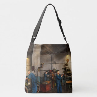 Garage - Mechanic - The overhaul 1919 Crossbody Bag