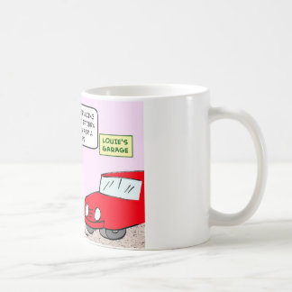 garage coffee mugs
