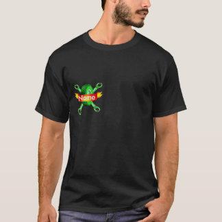 Garage or Mechanic Logo, Name T-Shirt