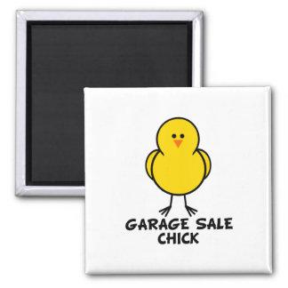 Garage Sale Chick Magnet