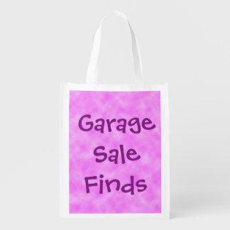 Garage Sale Finds Reusable Folding Tote Bag