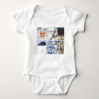 Garam Chai Baby Bodysuit