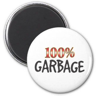 Garbage 100 Percent Magnet