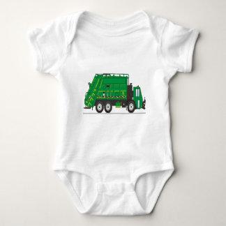 Garbage Truck Baby Bodysuit