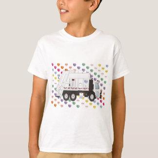 Garbage Truck Love T-Shirt
