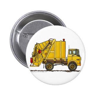 Garbage Truck Rear Loader Pins