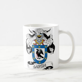 Garcia Family Crest Coffee Mug