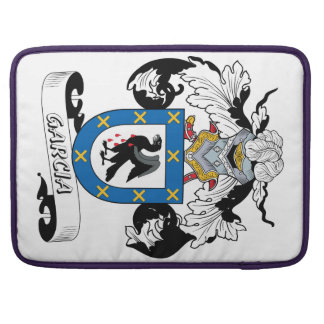 Garcia Family Crest Sleeve For MacBook Pro