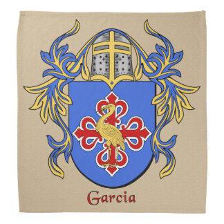 Garcia Historical Coat of Arms Bandannas