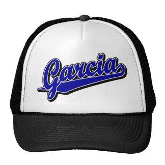 Garcia in Blue Cap