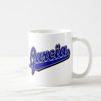 Garcia in Blue Mug