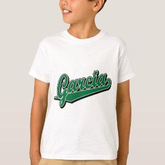 Garcia in Green Shirt