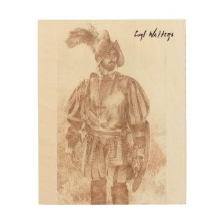 Garcia Lopez de Cardenas: September 1540 Wood Print