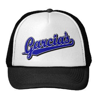 Garcia's in Blue Hats