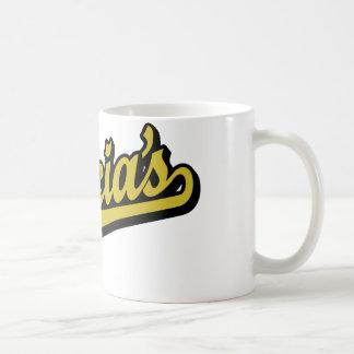 Garcia's in Gold Coffee Mugs