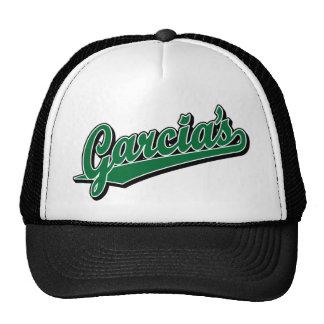 Garcia's in Green Trucker Hats