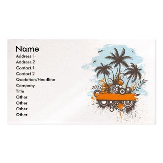 Garcya.us_blog_001, Name, Address 1, Address 2,... Pack Of Standard Business Cards