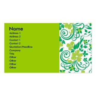 garcya.us_pattern.jpg (45), Name, Address 1, Ad... Pack Of Standard Business Cards