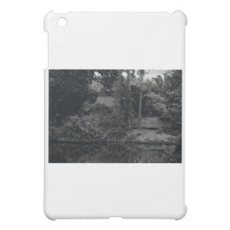 Garden 02 iPad mini cover
