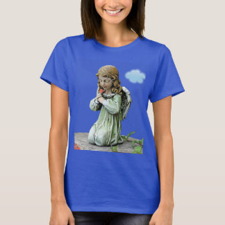 Garden Angel. T-Shirt