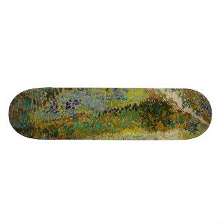 Garden at Arles, 1888 21.6 Cm Skateboard Deck