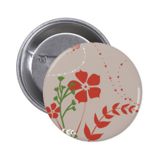 Garden Pinback Buttons