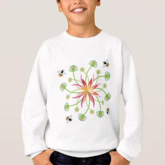 Garden Bees Sweatshirt
