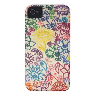 Garden Blast iPhone 4 Covers