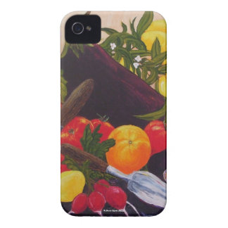 Garden Bounty Blackberry Case