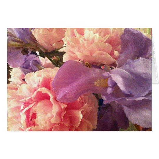 Garden Bouquet Greeting Card